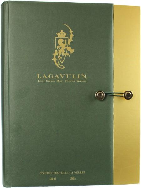 Lagavulin Distillers Edition 2001/2017 mit 2 Gläsern 43.0%