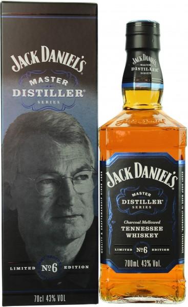 Jack Daniel's Master Distiller Series No.6 43.0% 0,7l