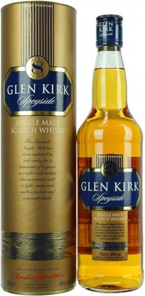 Glen Kirk 8 Jahre 40.0% 0,7l