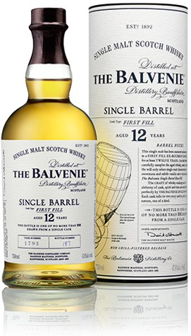 Balvenie SIngle Barrel 12 First Fill