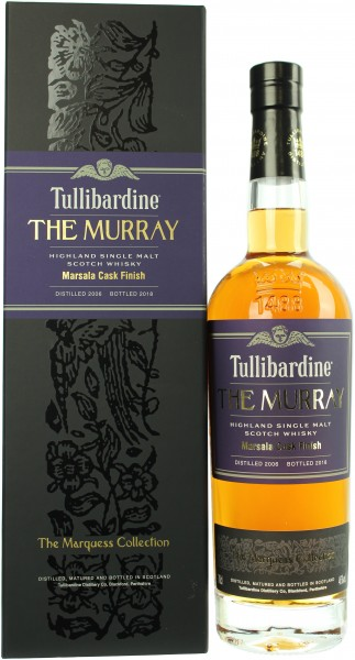 Tullibardine The Murray 2006/2018 Marsala Cask Finish 46.0% 0,7l