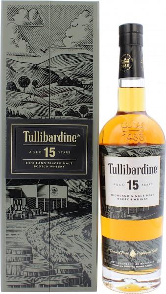 Tullibardine 15 Jahre
