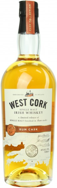 West Cork Rum Cask Finish