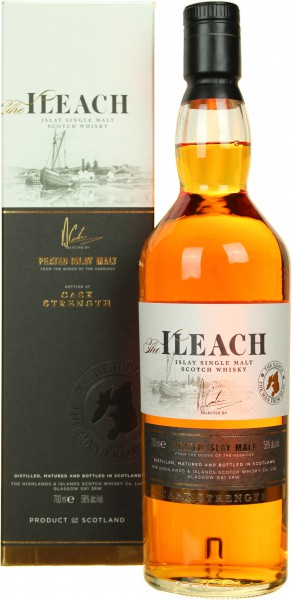 Ileach Cask Strength 0,7l