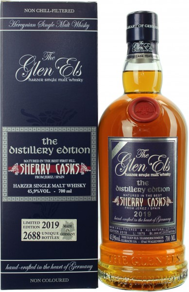 The Glen Els - The Distillery Edition - Limited Edition 2019