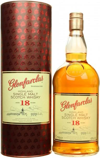 Glenfarclas 18 Jahre 1 Liter