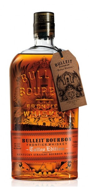 Bulleit Bourbon Tattoo Edition 2018
