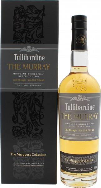 Tullibardine The Murray 12 Jahre 2007/2019 Cask Strength