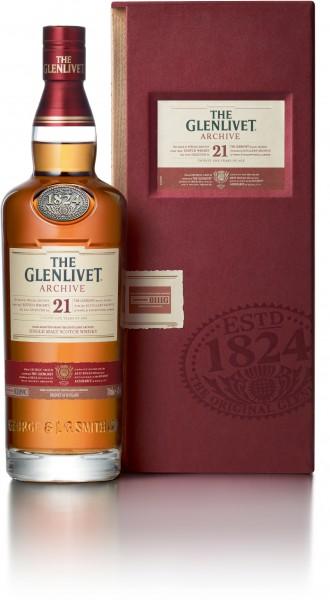 Glenlivet Archive 21 Jahre