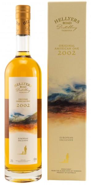 Hellyers Road 18 Jahre 2002/2020 Tasmanian Single Malt 60.6% 0,7l