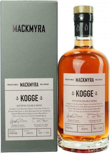 Mackmyra Rotspon Kogge (Schweden) 54.8% 0,5l