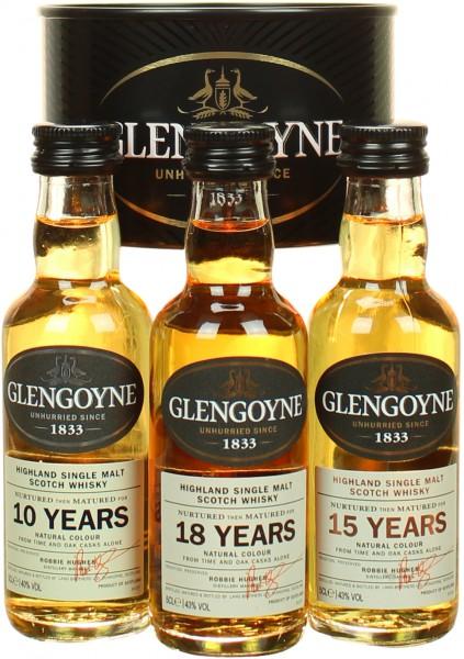 Glengoyne Triple Pack