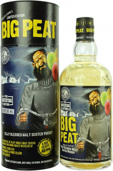 Big Peat The Vatertag Edition Batch 1 48.0% 0,7l