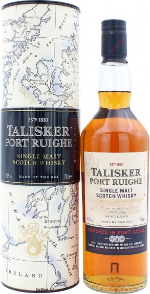 Talisker Port Ruighe Explorer Limited Edition