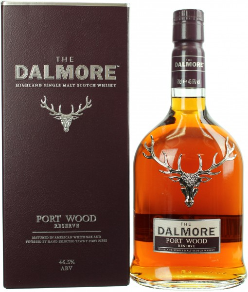 Dalmore Port Wood Reserve 46.5% 0,7l
