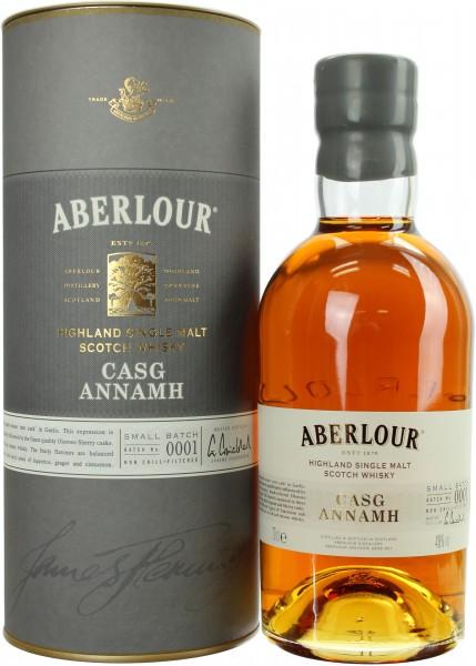 Aberlour Casg Annamh Batch 1 48.0% 0,7l