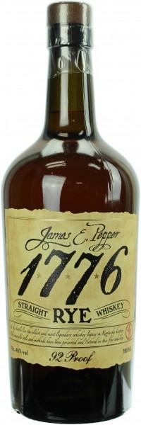1776 Rye Whiskey 46.0% 0,7l