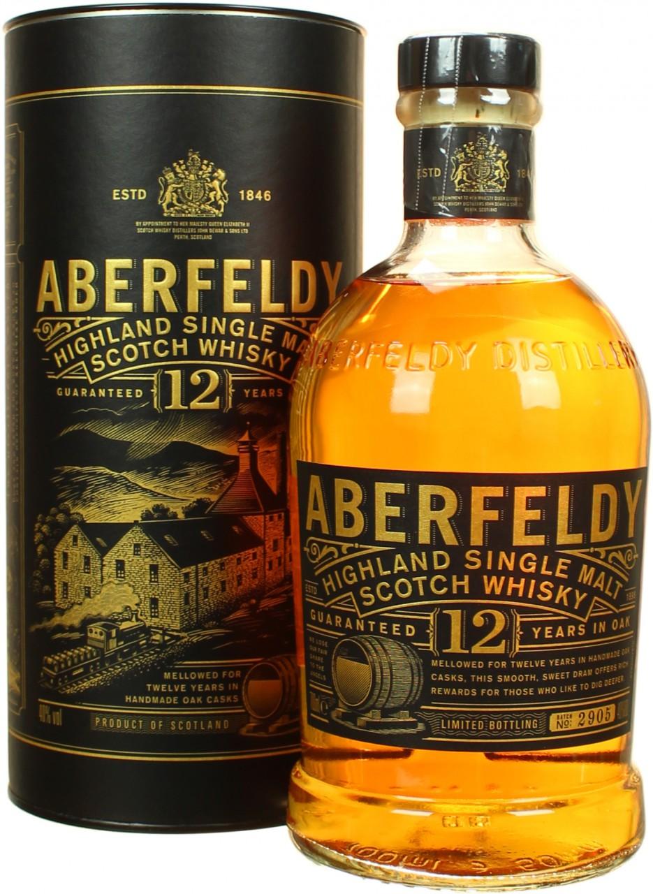 Aberfeldy 12 Jahre Whiskyzone De