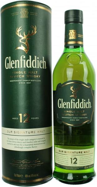 Glenfiddich 12 Jahre 40.0% 0,7l
