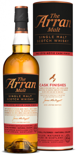 Arran Côte Rôtie Cask Finish