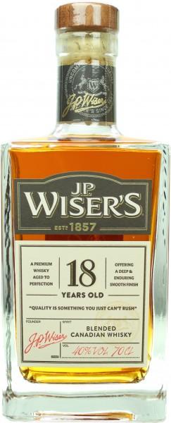 J.P. Wiser's 18 Jahre (Kanada)
