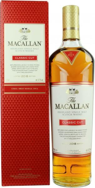 Macallan Classic Cut 51.2% 0,7l