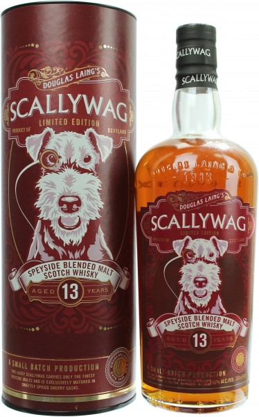 Scallywag 13 Jahre Sherry Cask 46.0% 0,7l