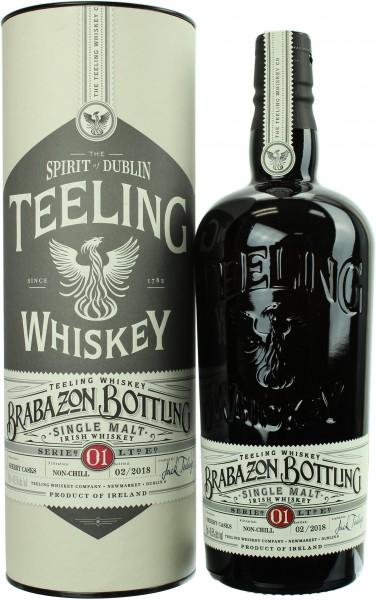 Teeling Brabazon Bottling No. 1 Sherry Cask 49.5% 0,7l