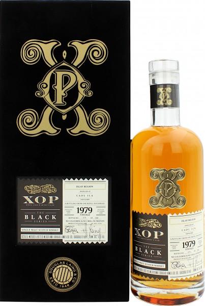Caol Ila 40 Jahre 1979/2019 Black Series Xtra Old Particular