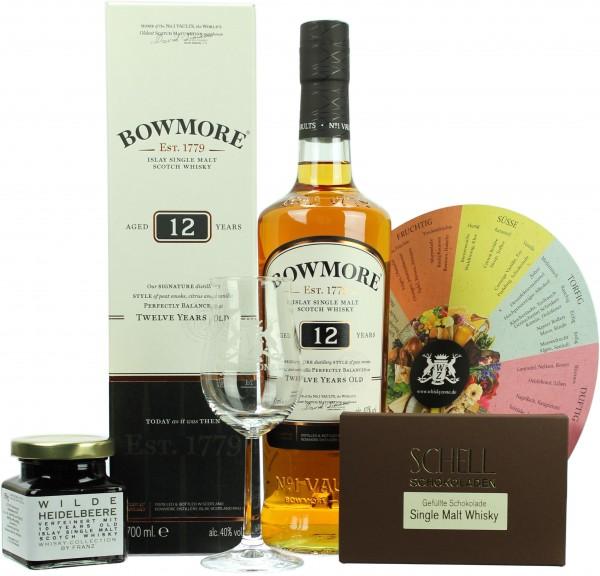 "Whisky Geschenkset ""Torfig-Rauchig"""