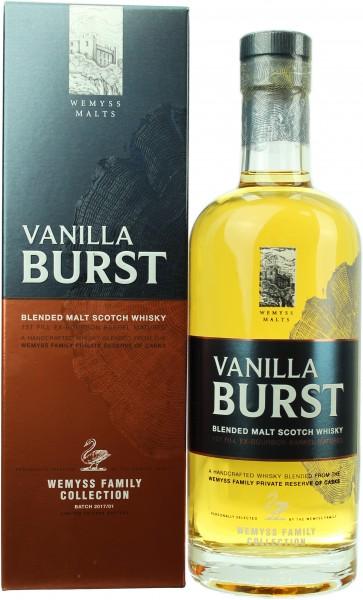 Wemyss Malts Vanilla Burst 46.0% 0,7l
