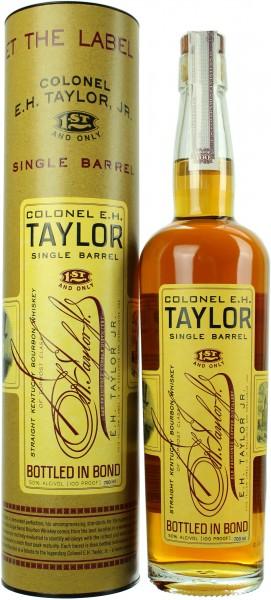 E.H. Taylor Single Barrel Bourbon Whiskey 50.0% 0,7l