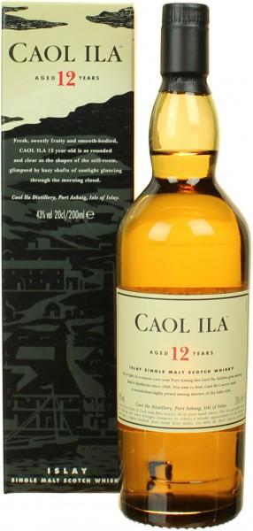 Caol Ila 12 Jahre 0,2l