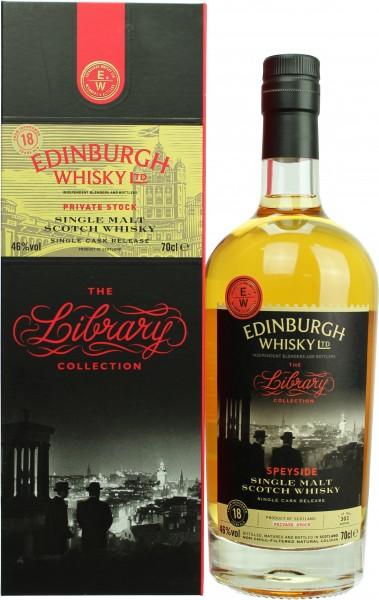 Inchgower 18 Jahre 2000/2018 Edinburgh Whisky Ltd.