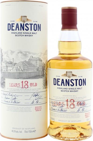 Deanston 18 Jahre