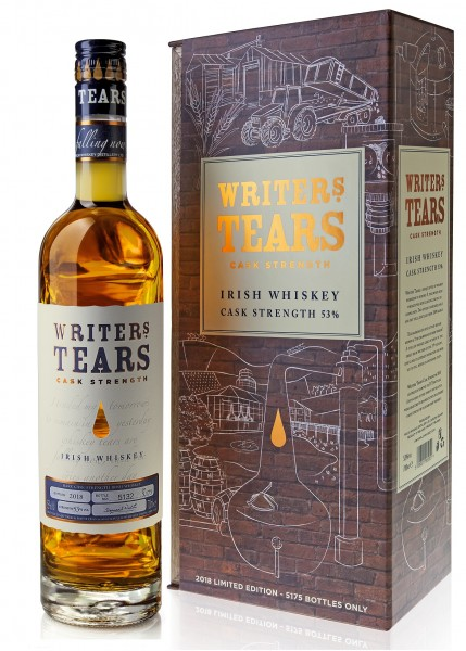Writer's Tears Cask Strength 2018