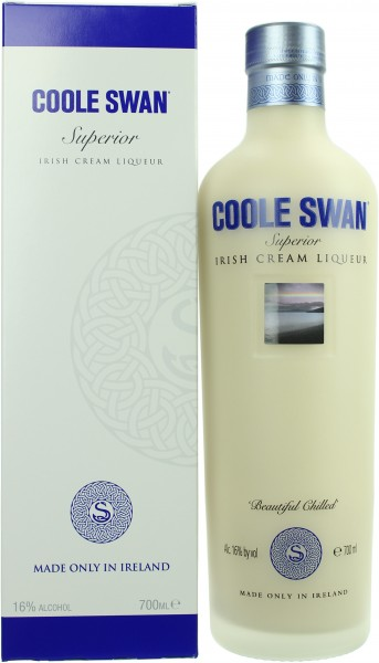 Coole Swan Whiskey Liqueur 16.0% 0,7l