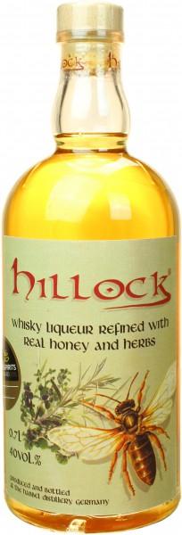 Hillock Honey and Herbs Liqueur