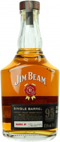 Jim Beam Single Barrel 47.5% 0,7l
