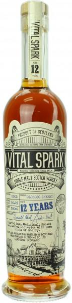 Vital Spark Batch No.2 Heavily Peated 12 Jahre 50.2% 0,5l