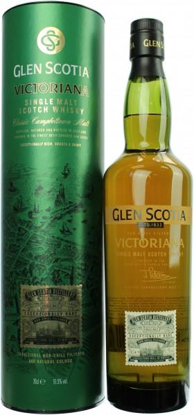 Glen Scotia Victoriana 51.5% 0,7l