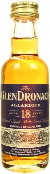 Glendronach 18 Mini