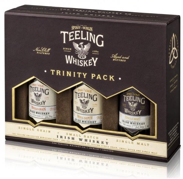 Teeling Trinity Pack 3x50ml