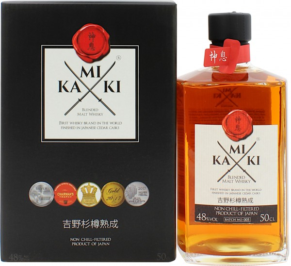 Kamiki Blended Malt Whisky (Japan)