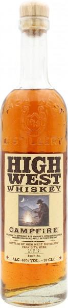 High West Campfire