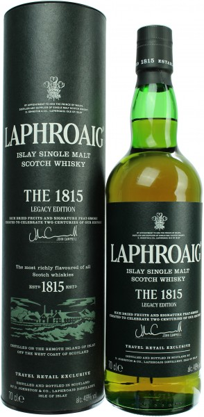 Laphroaig The 1815 Legacy Edition 48.0% 0,7l