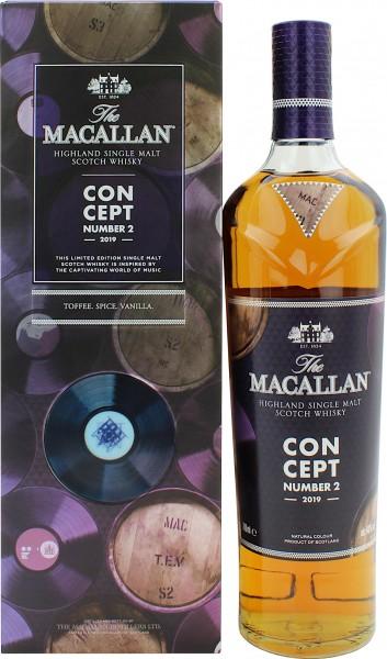 Macallan Concept No.2 Limited Edition 2019