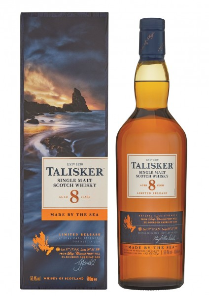 Talisker 8 Jahre Special Release 2018 59.4% 0,7l