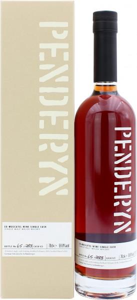 Penderyn Ex-Moscatel Single Cask Germany Exclusive