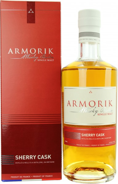 Armorik Sherry Cask (Frankreich) 46.0% 0,7l